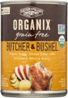 Castor & Pollux Organix Butcher & Bushel Chicken & Apples Dog Food - 12.7 oz