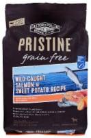 Castor & Pollux Pristine Grain Free Wild-Caught Salmon & Sweet Potato Recipe Dry Adult Dog Food - 18 lb