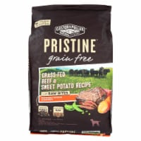 Castor & Pollux - Prstn Dg Beef/swt Pot Gluten Free - Case of 1 - 18 LB