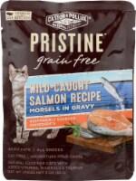 Castor & Pollux Pristine Wild Caught Salmon Recipe Wet Adult Cat Food - 3 oz