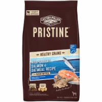 Castor & Pollux Pristine Wild-Caught Salmon and Oatmeal Recipe Dry Adult Dog Food - 4 lb