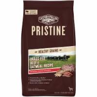 Castor & Pollux Pristine Grass Fed Beef & Oatmeal Recipe - 10 lb