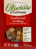 Olivia's Stuffing Traditional Stuffing - 12 oz