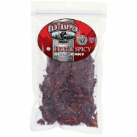 Spicy Beef Jerky 10 oz Bagged - 1