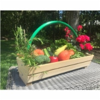 Harvest Basket Handcrafted in Louisiana