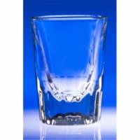 Fluted Shot Glass Set of 2 - 1