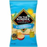 On the Border Tortilla Rounds Tortilla Chips - 11.5 oz