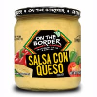 On The Border Salsa Con Queso Dip