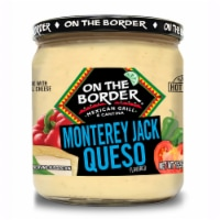On The Border Monterey Jack White Queso Dip