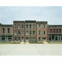 WS 11400 HO Townhouse Flats & 3 Fronts Kit - 1