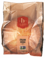 La Brea Sliced Italian Round Bread - 22 oz