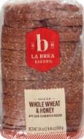 La Brea Artisan Whole Wheat Honey Sandwich Bread - 24 oz
