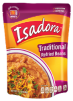 Isadora Traditional Refried Beans