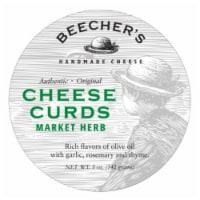 Beecher's Original Market Herb Cheese Curds - 5 oz