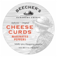 Beecher's Original Marinated Peppers Cheese Curds