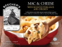 Beecher's Mac & Cheese with Roasted Poblanos