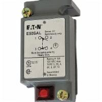 Eaton Limit Switch Body,1NO/1NC,Light  E50SAL - 1