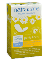 Natracare Mini Breathable Panty Liners