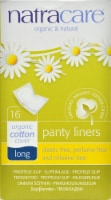 Natracare Panty Liners Long Wrap