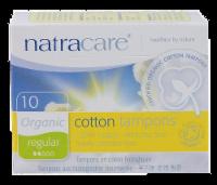 Natracare Organic Regular Tampon - 10 ct