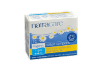 Natracare Organic Super Tampon