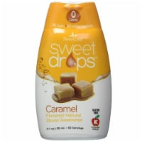STEVIA SWEET DROP CARAMEL 1.7OZ - 1 Bottle/ 1.7 Ounce