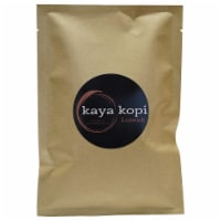 Premium Kaya Kopi Luwak Indonesia Wild Palm Civets Arabica Dark Roast Ground Coffee Beans - 1 Count