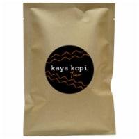 Premium Kaya Kopi Timor-Leste Islands Hybrid Robusta Arabica Roasted Whole Coffee Beans, 12oz - 1 Count