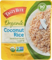 Tasty Bite Organic Steamed Brown Rice with Coconut Milk