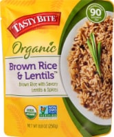 Tasty Bite Brown Rice Lentils Pouch