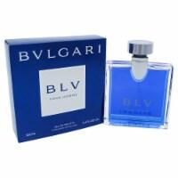 Bvlgari Blv by Bvlgari for Men - 3.4 oz EDT Spray