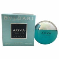 Bvlgari Aqva Marine by Bvlgari for Men - 3.4 oz EDT Spray