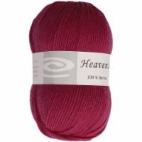 Elegant Heavenly Yarn -Eggplant Purple - 1