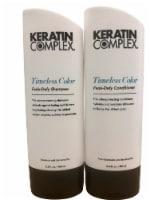 Keratin Complex Timeless Color Shampoo & Conditioner 13.5 OZ. Each - 1