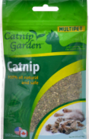 Multipet Cat Garden Catnip Bag
