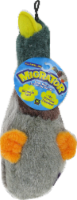 "Multipet Plush 9.5"" Migrator Mallard Dog Toy"