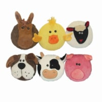 Multipet Sub-Woofer Dog Toy - Assorted - 1 ct