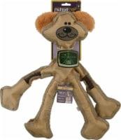 """Multipet Skele-Ropes 15"""" Dog Toy"""