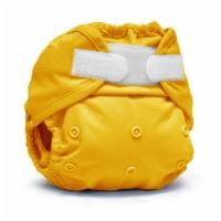Kanga Care Rumparooz One Size Reusable Cloth Diaper Cover Aplix Dandelion 6-35 lbs - One Size