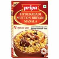 Priya Hyderabadi Mutton Biryani Masala - 50 Gm - 1 unit