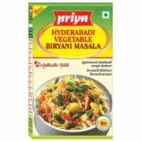Priya Hyderbadi Vegetable Biryani - 1.7 Oz - 1 unit