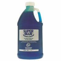 Robarb 20155A Super Blue Crystal Clear Pool Water Polisher Clarifier, 1/2 Gallon - 1 Unit