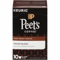Peet's Coffee House Blend Dark Roast Coffee K-Cup Pods