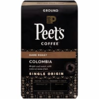 Peet's Coffee Columbia Dark Roast Ground Coffee