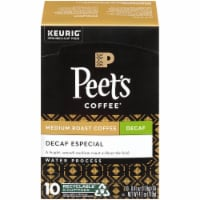 Peet's Decaf Especial Medium Roast Coffee K-Cup Pods