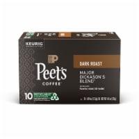 Peet's Coffee Major Dickason's Blend Dark Roast Coffee K-Cup Pods