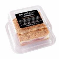 Atlant Cheesecake Company Strawberry Crumble Cheesecake Bar - 5 oz