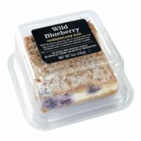 Atlanta Cheesecake Company Wild Blueberry Mascarpone Cheesecake Bar - 5 oz