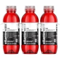 Vitaminwater XXX Acai-Blueberry-Pomegranate Flavored Water