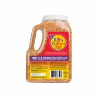 Bug Band 88650M Spreadable Geraniol for Dumpsters - 3 Pound Shaker Bottle - 1